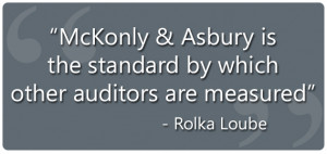 Internal Audit & Management Consulting Services