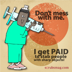 nurse quotes don t mess with me