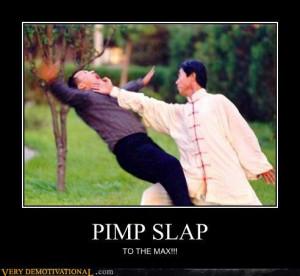 Pimp Slap Meme
