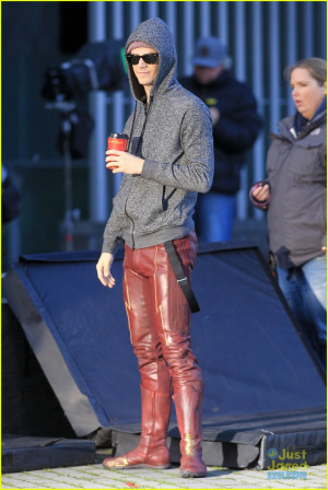 ... Full Sized Photo of grant gustin the flash big twist spoilers 20