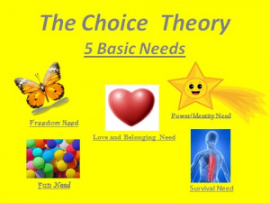 basic human needs theory