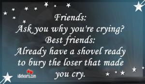 Long Best Friend Quotes