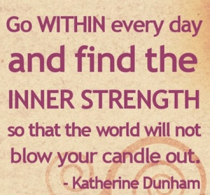 inner strength strength picture quote