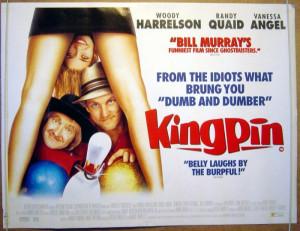 Kingpin Original Cinema Movie...
