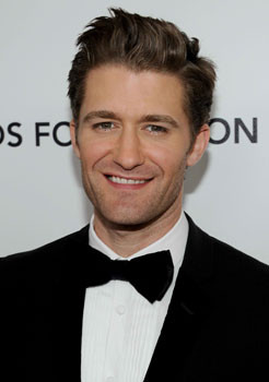 Matthew Morrison 39s solo career has been in the works for quite some ...
