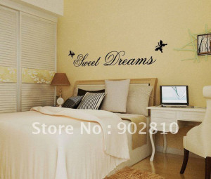... -Dream-butterflies-bedroom-Vinyl-Mural-Wall-Decal-Quote-Saying.jpg