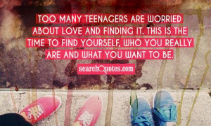 Rebellious Teenager Quotes Tumblr Too many teenagers are worried