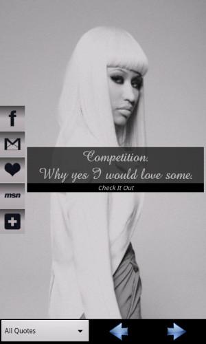 Nicki Minaj Quotes - screenshot