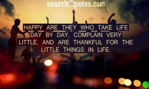 quotes about being thankful | What are you thankful for today?
