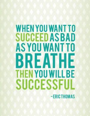 Eric Thomas Picture Quotes