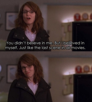 Tina Fey 30 Rock Quotes Tina fey30 rock