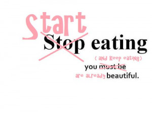 Eating Disorder Inspirational Quotes Httpeatingdisorderrecovery ...