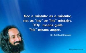 Life Quotes by Sri Sri Ravi Shankar Ji