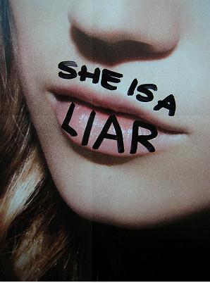 Me harté de mentirme . Si no confío en mi misma, que me queda?