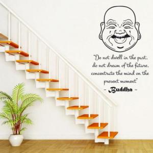 Buddha Inspirational Quote Wall Art Sticker Decal