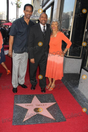 Tavis Smiley Picture Tavis Smiley Honored with Star on the Hollywood