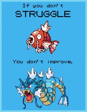 Motivational Pokemon