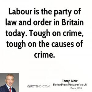 Tony Blair Quotes