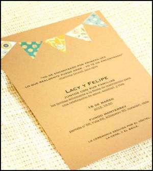 Romantic Quotes Wedding Invitations