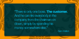 ... service properly without a great customer service strategy you end up