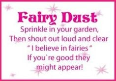 fairy dust party poem more fairies dust i butterflies fairies poems ...