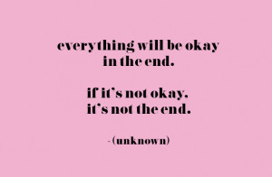 File Name : Everything+will+be+ok+quote.jpg Resolution : 610 x 400 ...