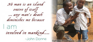 Human Rights Quotes - John Donne - human-rights Photo
