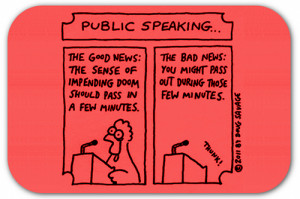 ... tags for this image include: funny, quotes, red and public speaking
