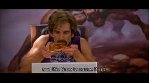 White Goodman Globo Gym Costume Funny Sports Costumes Picture