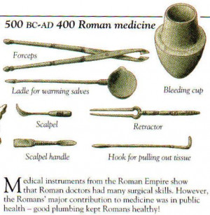 roman medicine galen s work around 140 ad in rome
