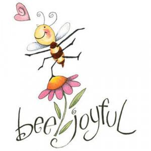 Bee Joyful – Apron