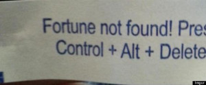 12 Lazy Fortune Cookies (PHOTOS)