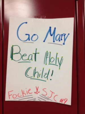 When Catholic school rivalries go wrong picture