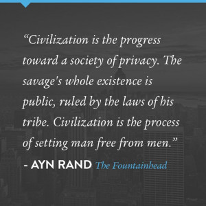quote by Ayn Rand from The Fountainhead