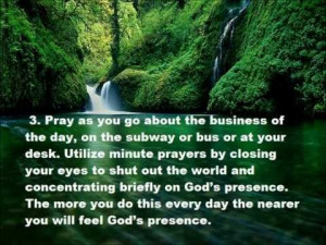 10 Steps to Effective Prayer by Dr. Norman Vincent Peale from book The ...