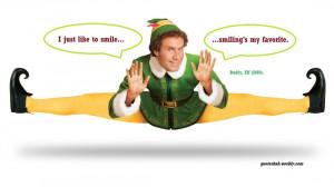 Will Ferrell Elf Quotes