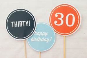 Turning 30 Quotes