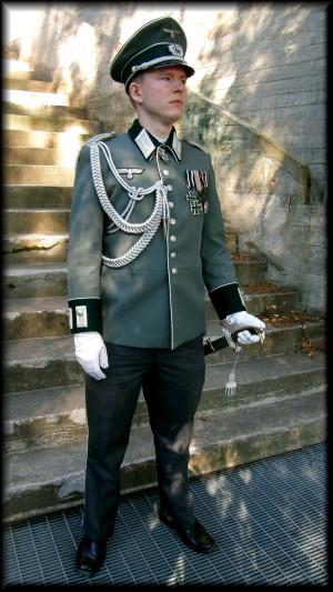 Wehrmacht Waffenrock Tiriol