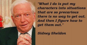 Sidney sheldon famous quotes 3