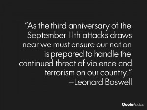 Leonard Boswell