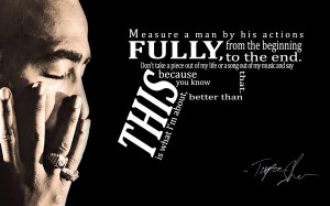 Tupac rap gangsta text quotes d wallpaper background