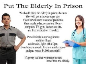 ... : Awesome Stuff // Tags: Put the elderly in prison // August, 2013