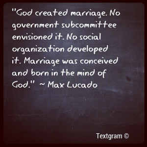 Max Lucado #dontyajustloveHIM