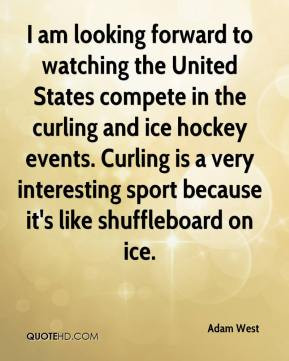 United States compete in the curling and ice hockey events. Curling ...