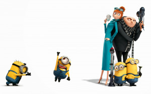 Extremely Funny Despicable Me 2 Quotes!