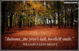 Quotes About Autumn Harvest