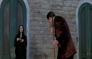 The Addams Family Quotes and Sound Clips