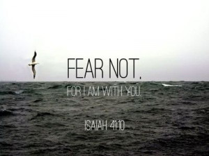 Jesus #verses #fear #bible