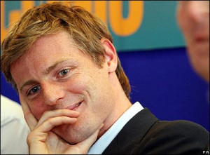 Zac Goldsmith - the Tories' Mr Green - is in a philosophical mood