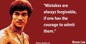 Forgiveness Mistakes